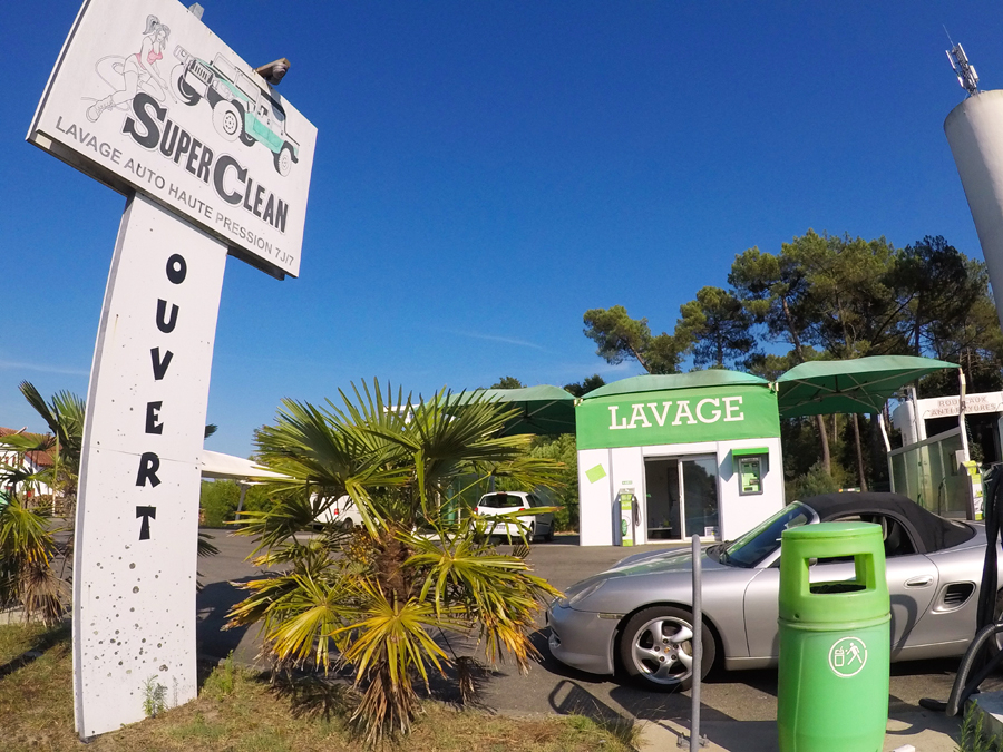 Station de Lavage Auto Bias