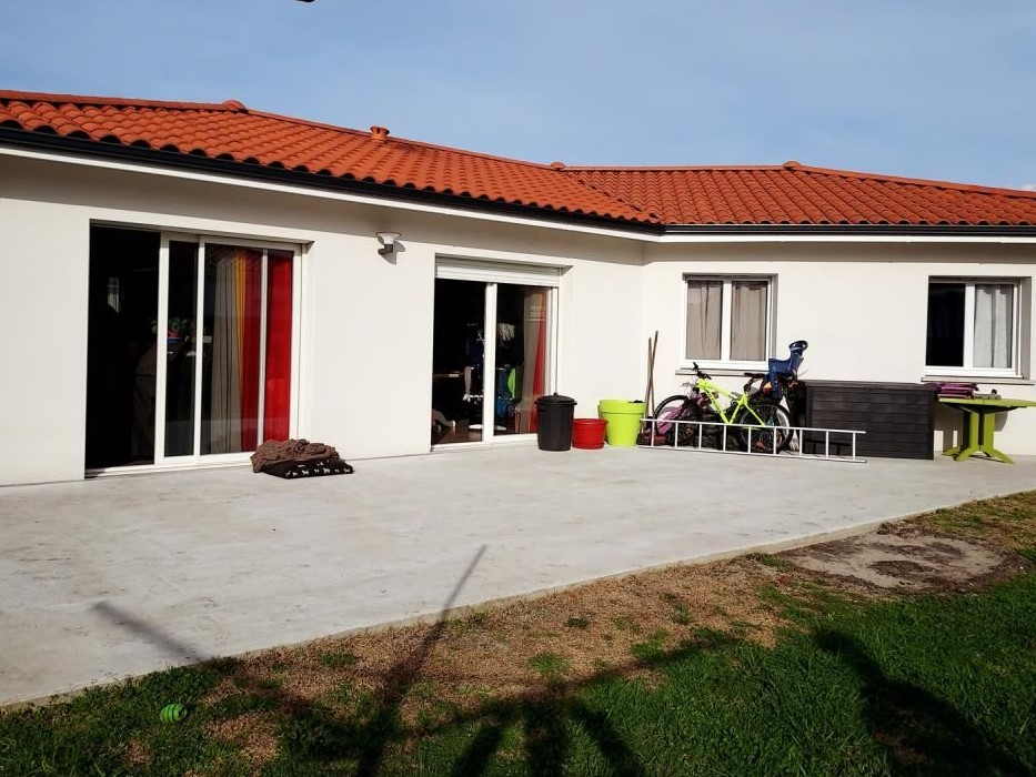 BISCARROSSE : MAISON T5 NORMES RT2012